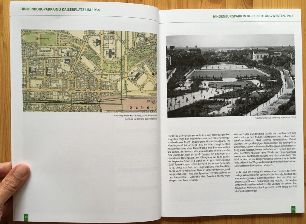 Broschüre der BI Bundesplatz