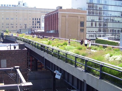 Highline in New York